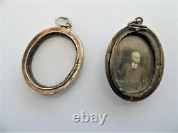 Antique Victorian Art Deco Vintage Mixed Misc Lot Jewellery Spares & Repair