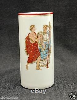 Etruscan Vase English or Bohemian c. 1847-1860's