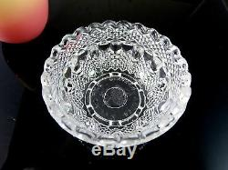 Victorian THOMAS WEBB Burmese Glass CLARKE'S PYRAMID FAIRY LAMP