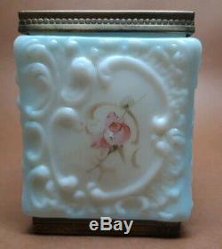 Wave Crest CF Monroe Letter Photo Card Receiver Holder Box Wavecrest Scroll